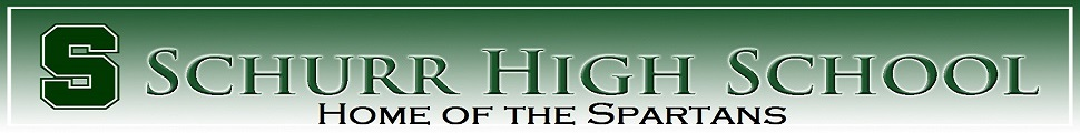 Schurr High School  Logo